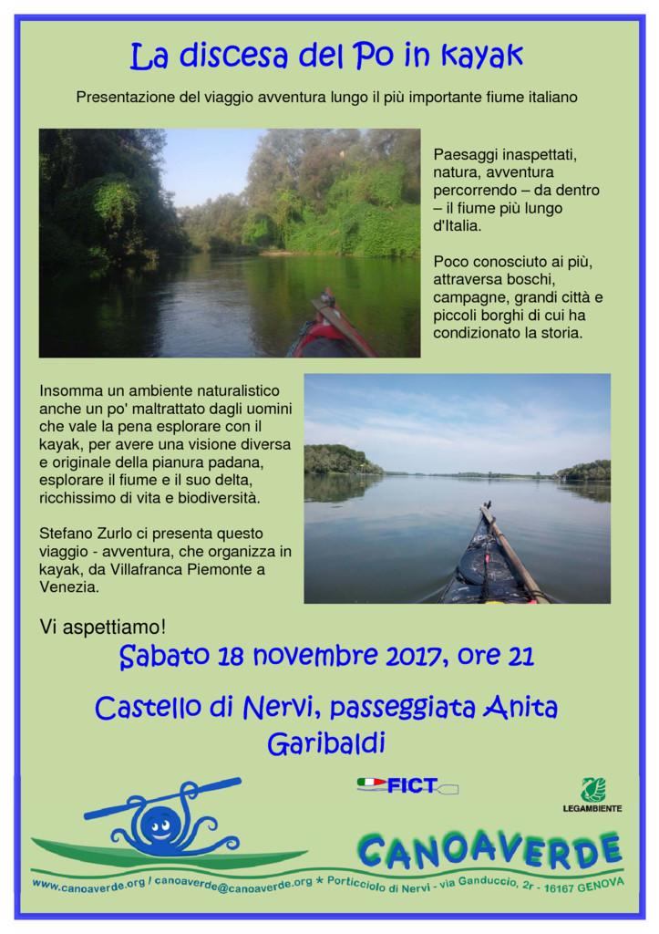 Presentazione del viaggio da Villafranca Piemonte a Venezia