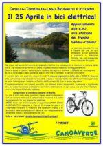 25 Aprile in bici elettrica