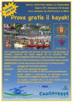 Prova gratis il KAYAK !