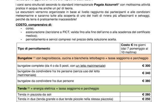 thumbnail of informazioni stage kmare Moneglia 2019