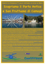 Scopriamo il Porto Antico e San Fruttuoso di Camogli