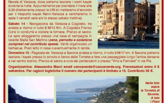 thumbnail of Volantino Savona-Cogoleto