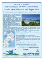 Visita guidata all'Isola dell'Asinara e alla zona mineraria dell'Argentiera