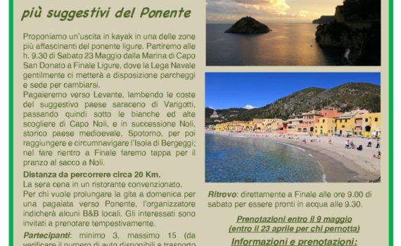 thumbnail of Volantino Finale-Bergeggi