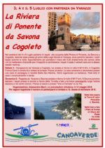 La Riviera di Ponente da Savona a Cogoleto