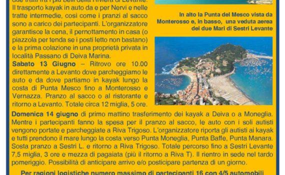 thumbnail of Volantino da 5 Terre a Sestri Levante