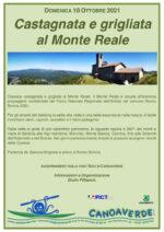 Castagnata e grigliata al Monte Reale